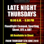 Late Night Thursdays @ Dartford